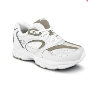 Apex Women's Lace Walker - X Last - White/Grey 8
